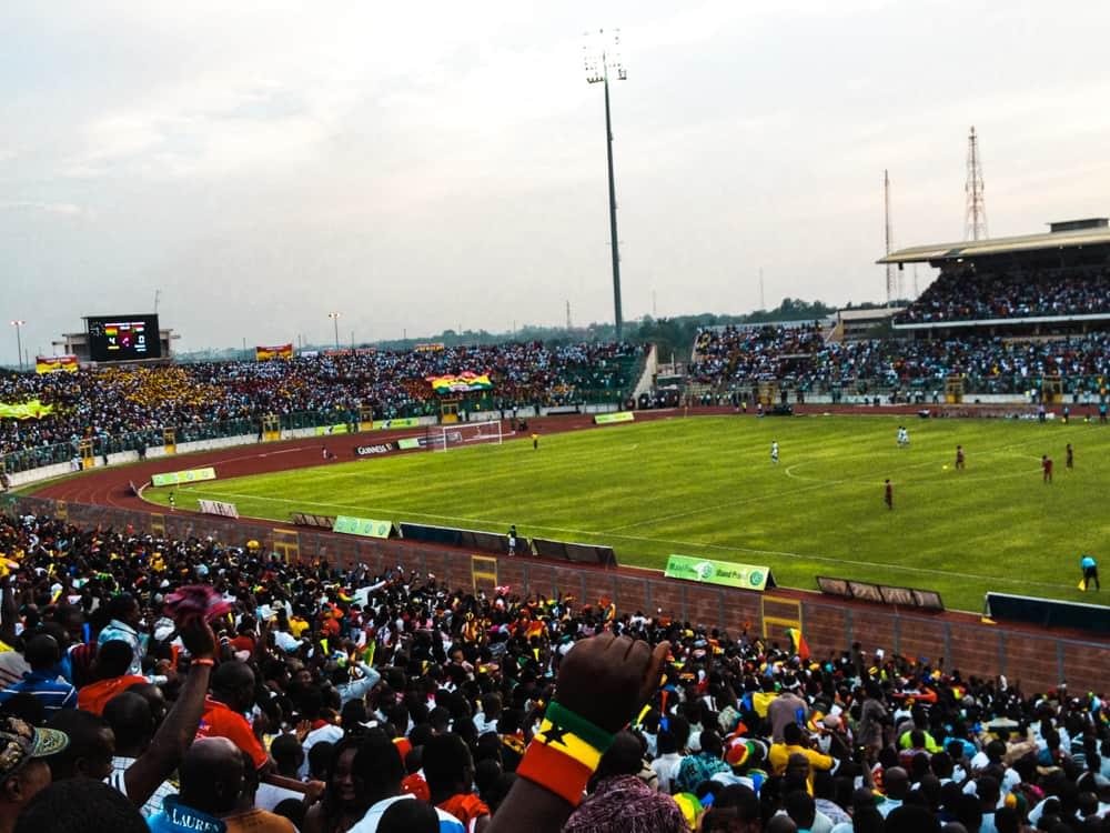 Football in Ghana