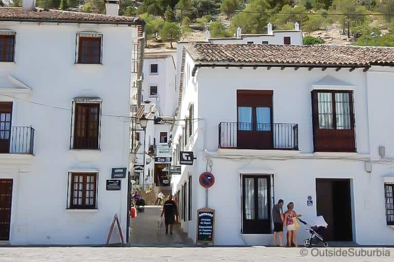 Grazalema in Andalusia