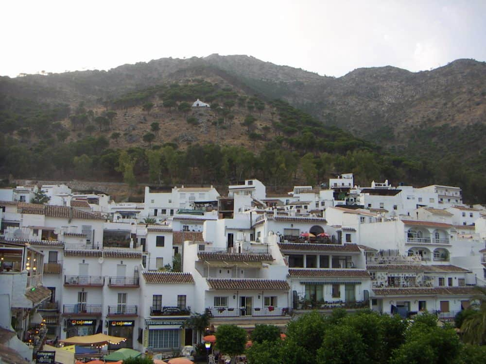 Mijas in Andalusia