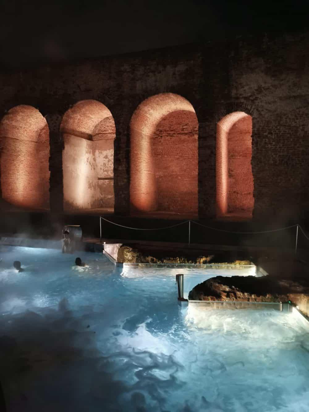 Terme Milano QC day spa in Milan