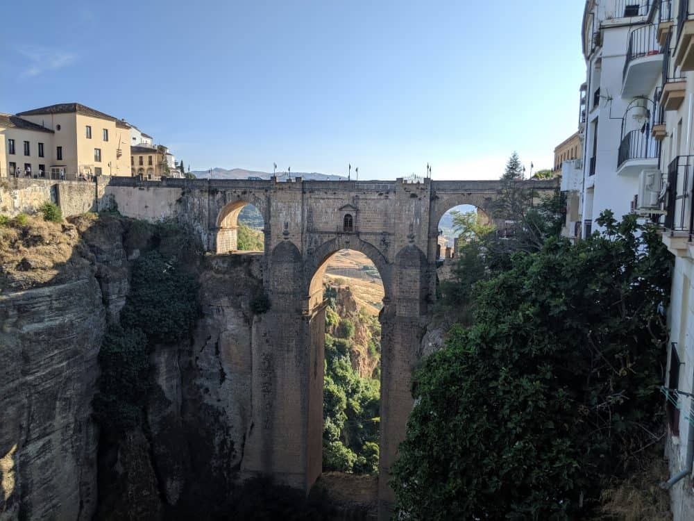 Ronda in Andalusia, Spain