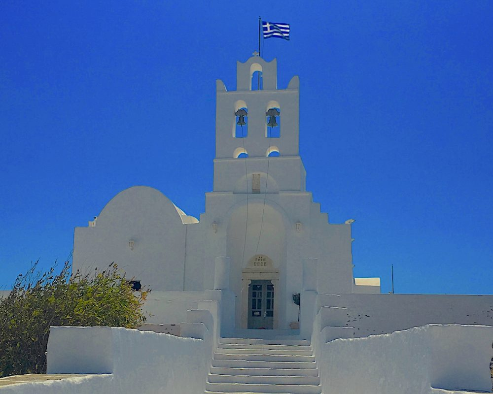 Sifnos island in Greece