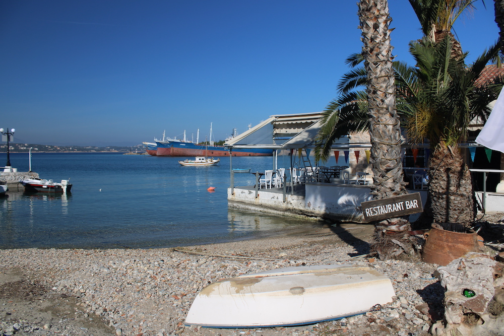 The super laidback island of Spetses