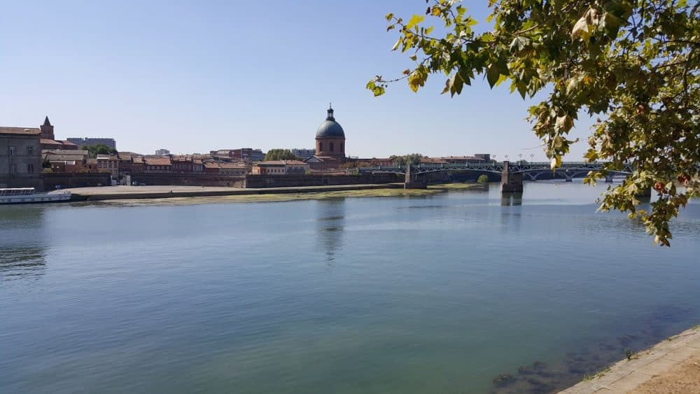 Toulouse in the South of France