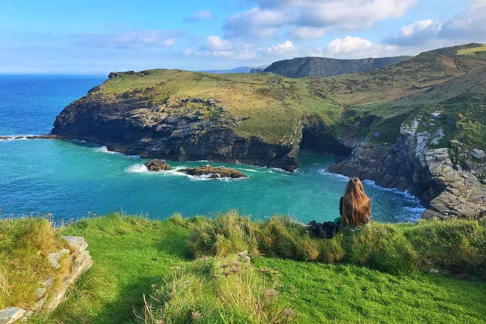 Magical beaches and stunning scenery in Cornwall
