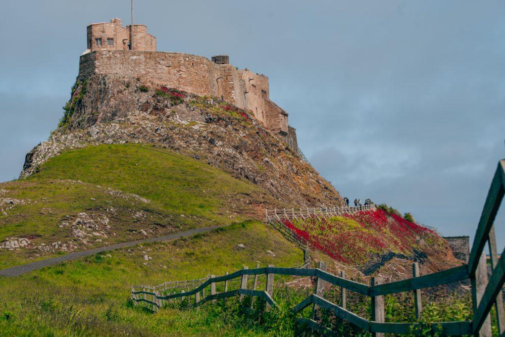 Holy Island Lindisfarne Castle