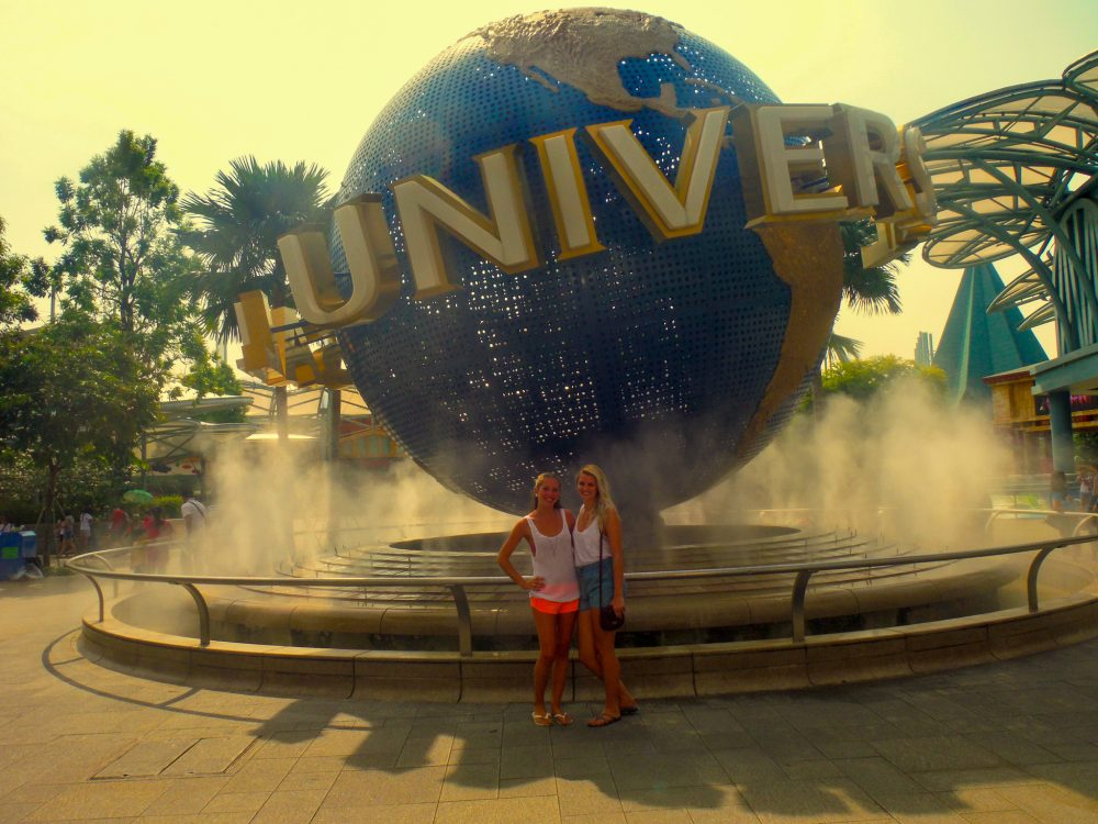 Universal Studios day trip