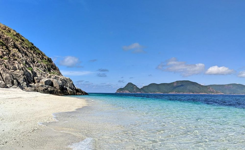 Con Dao Islands Beach