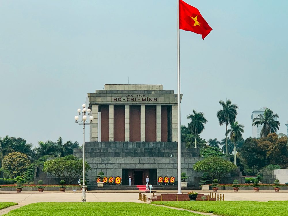 Ho Chi Minh Complex in Hanoi
