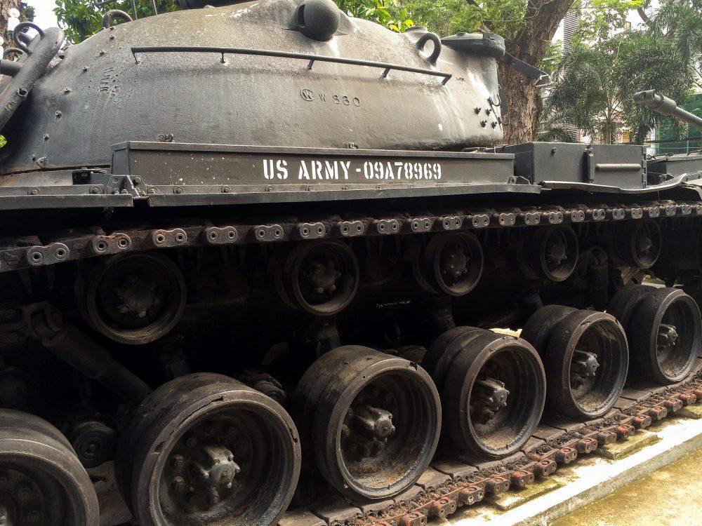 Reminders of the Vietnam War