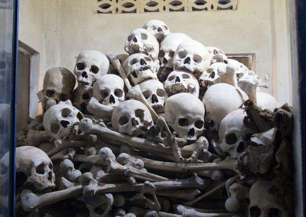 Killing Caves in Battambang