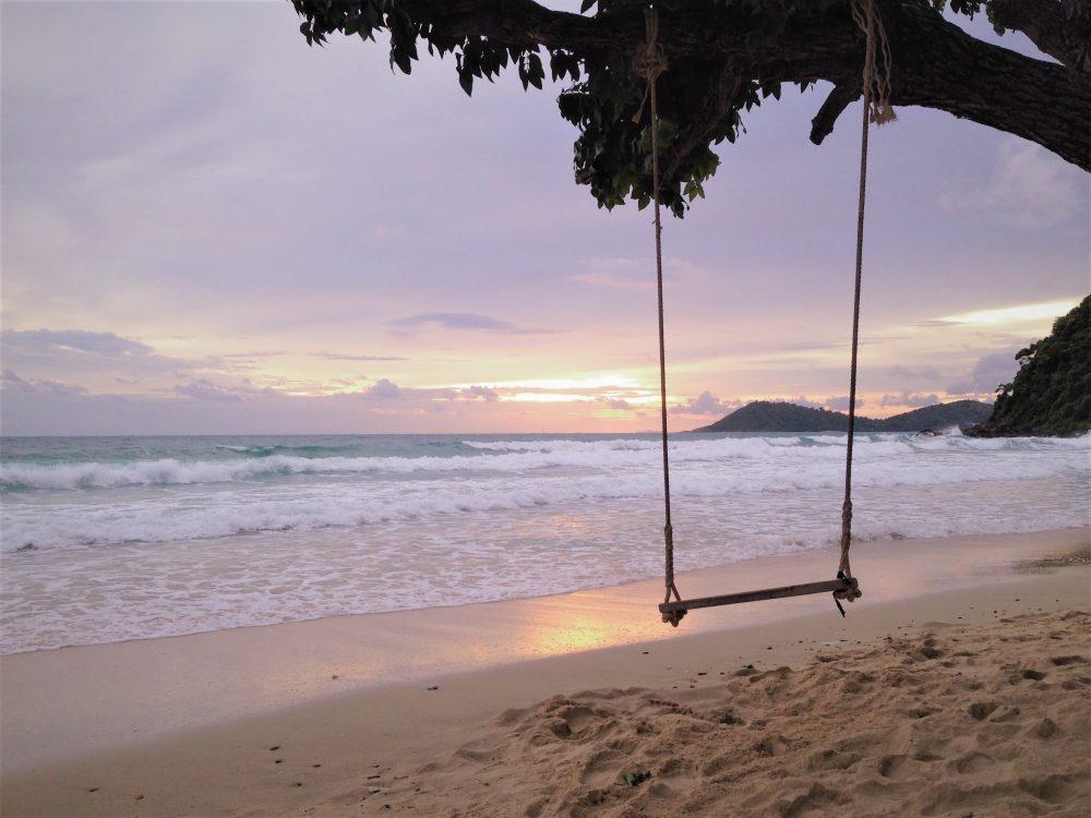 Ao Prao Beach on Koh Samet