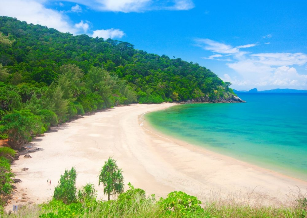 Untouched paradise in Koh Lanta