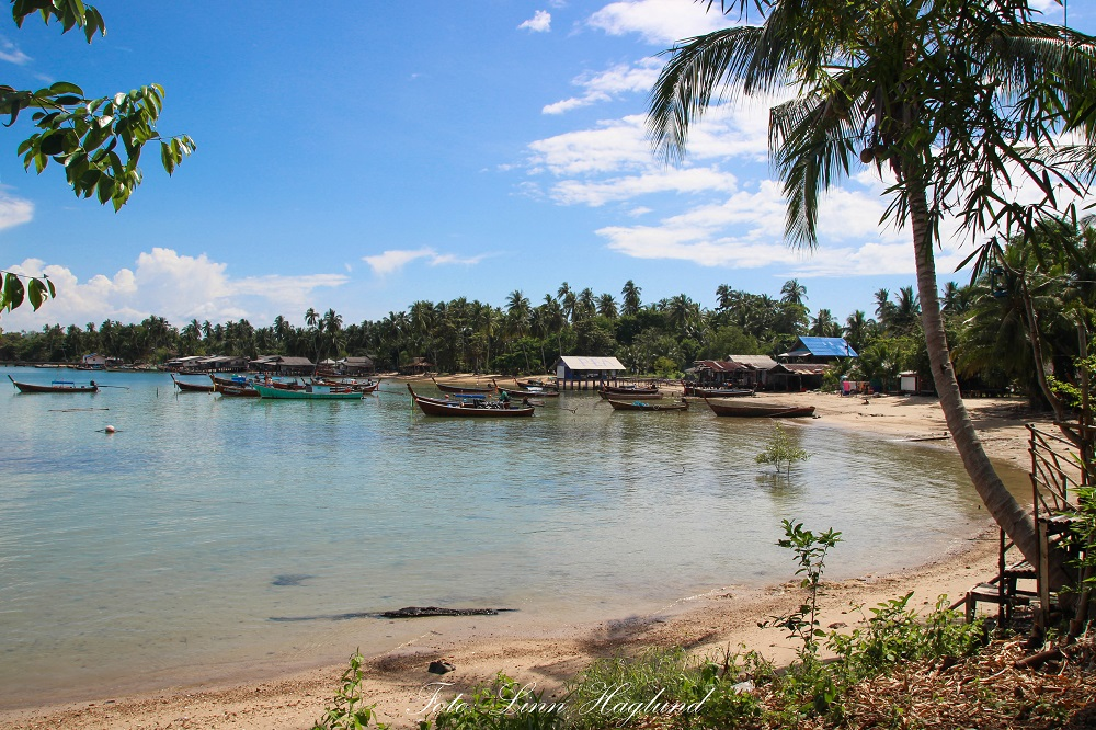 Tranquil Koh Mook Island