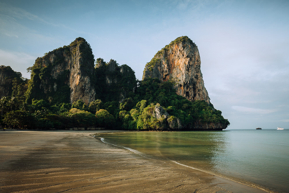 Beautiful Railay Bay