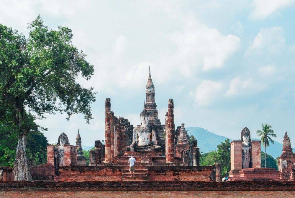 Sukhothai Historial Park