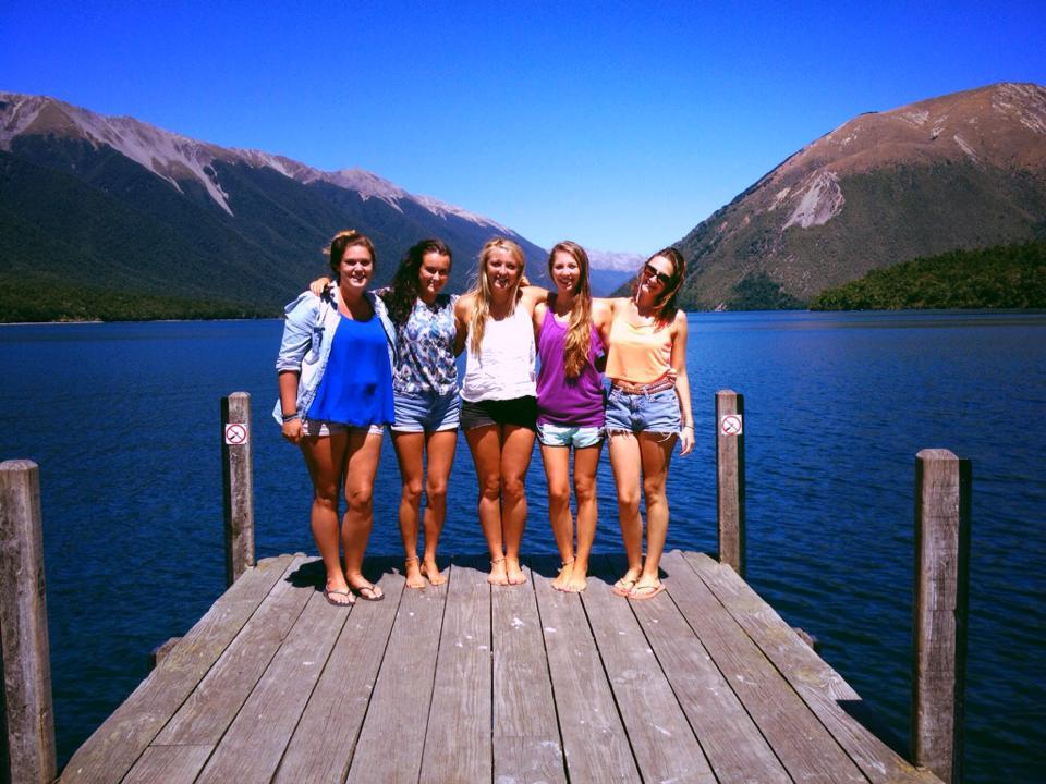 Beautiful Lake Rotoiti