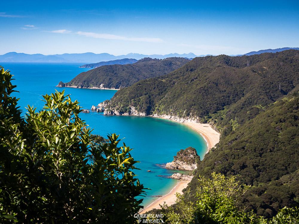 Dazzling vistas on the Abel Tasman Coast Track