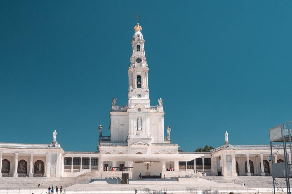 The Sanctuary of our Lady of Fatima