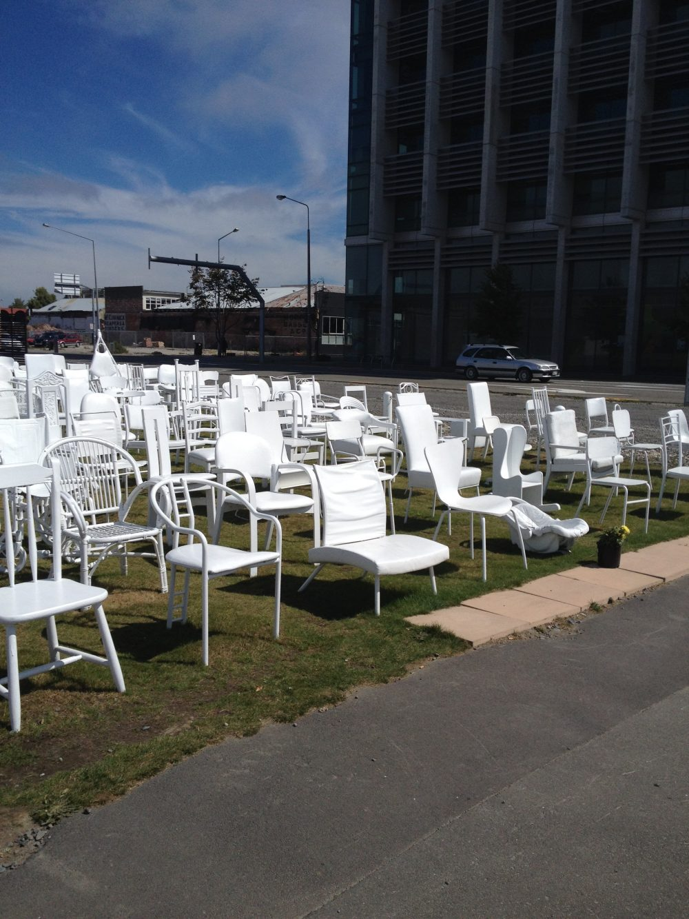 The 185 Chairs Memorial