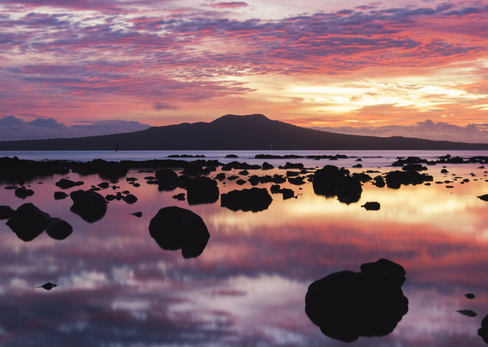 Rangitoto Island, a great day trip from Auckland