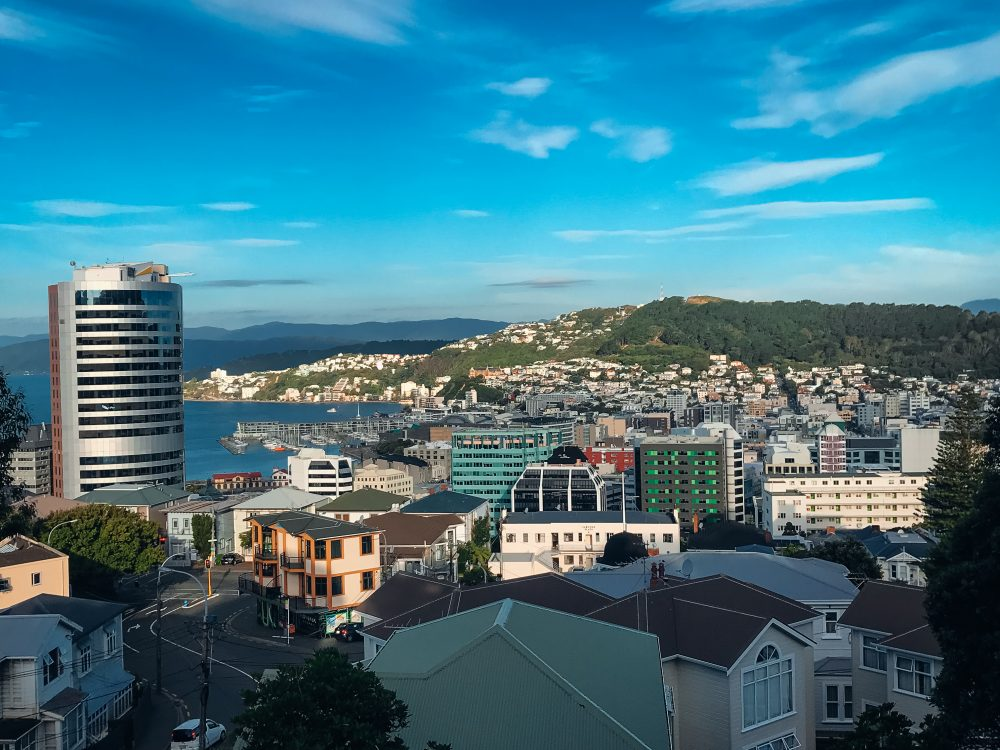 The capital of New Zealand, Wellington