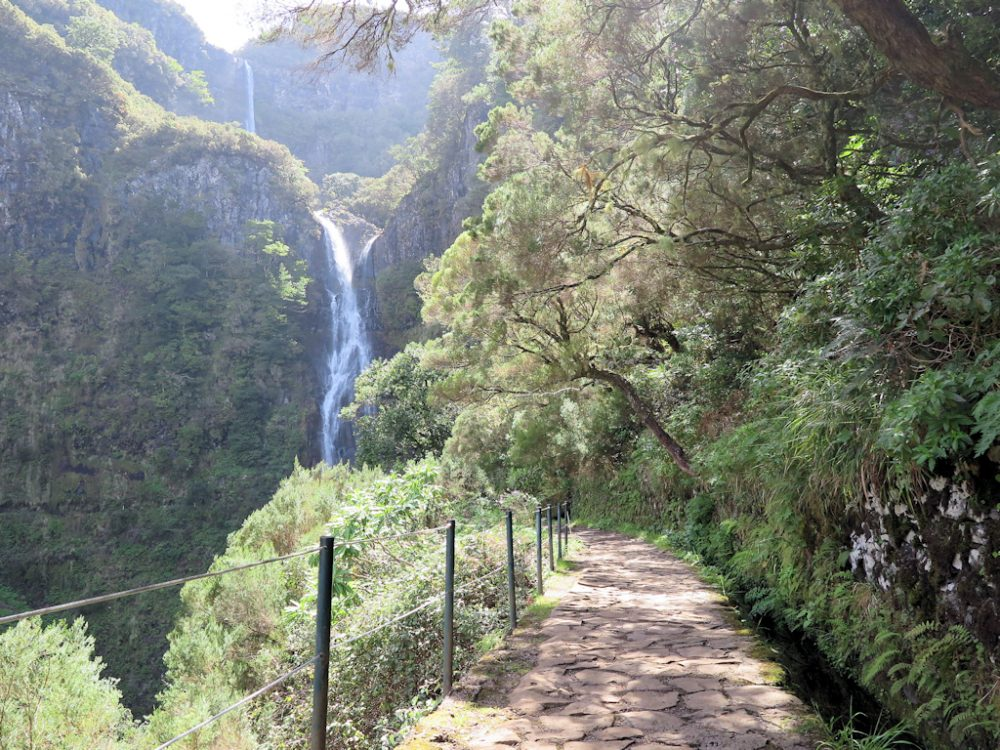 Beautiful hiking routes in Madeira